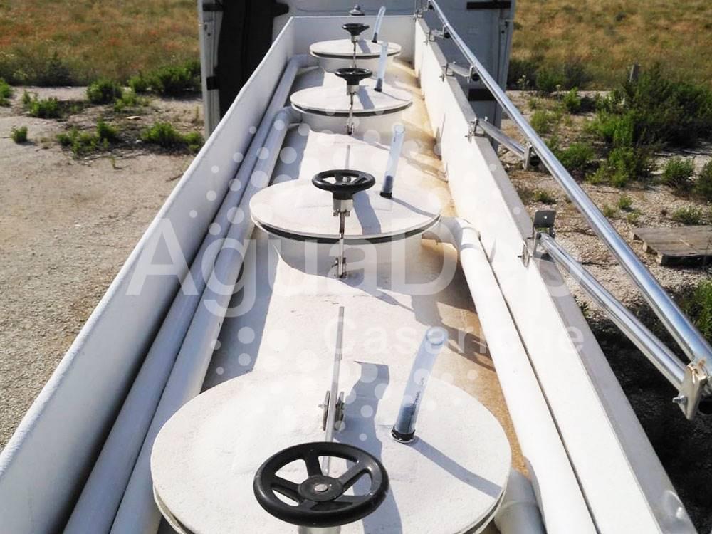 Cisterna fija