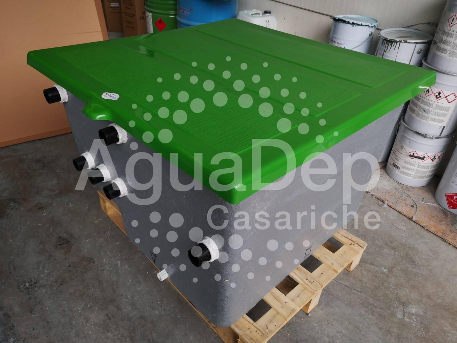 Depuradora con clorador salino para piscinas